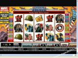igralni avtomati Captain America CryptoLogic