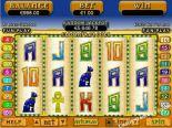 igralni avtomati Cleopatra's Gold RealTimeGaming