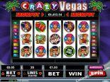 igralni avtomati Crazy Vegas RealTimeGaming
