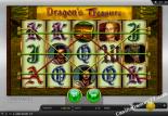 igralni avtomati Dragon's Treasure Merkur