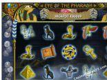 igralni avtomati Eye of the Pharaoh Omega Gaming