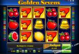 igralni avtomati Golden sevens Greentube