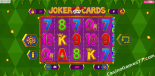 igralni avtomati Joker Cards MrSlotty