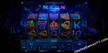 igralni avtomati Neon Reels iSoftBet
